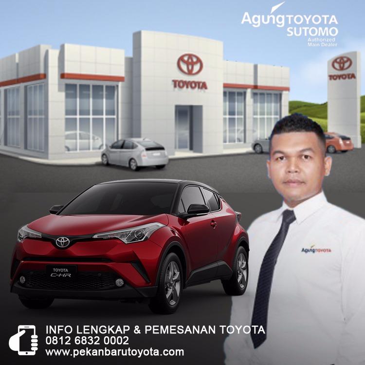 Sales Marketing Mobil Dealer Toyota Heri 1