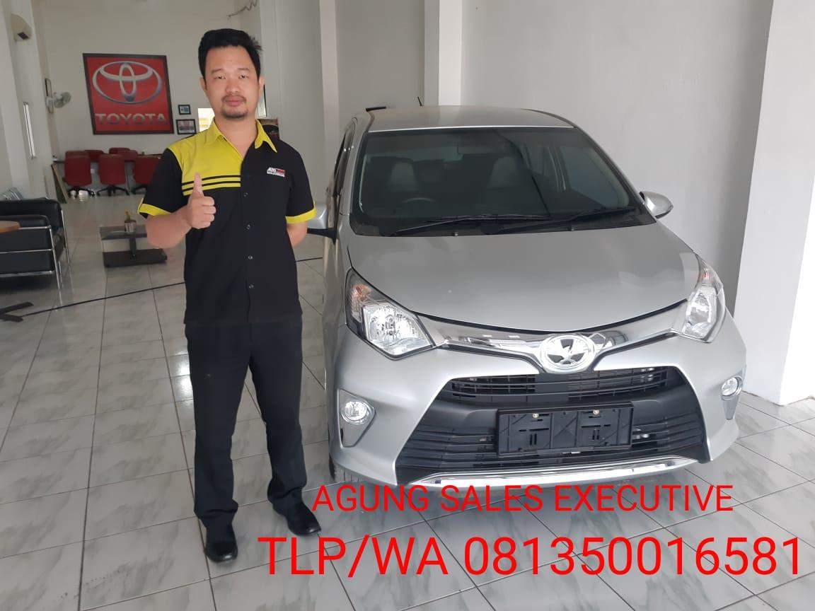 Sales Marketing Mobil Dealer Toyota Agung